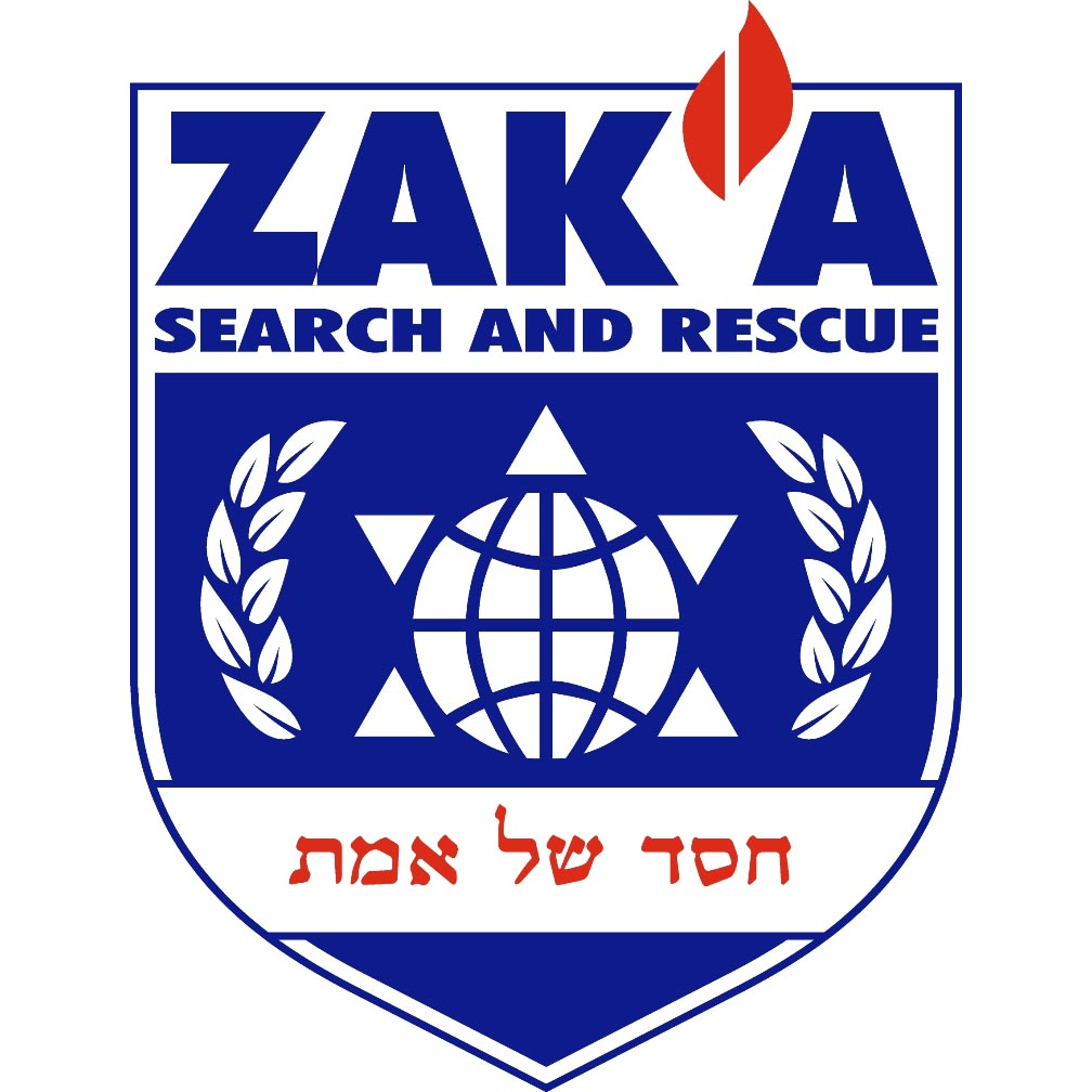 Zaka Search & Rescue Logo